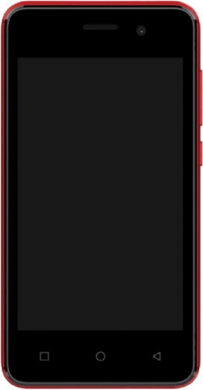 Intex Aqua 4G Mini (Red, 4 GB)(512 MB RAM)