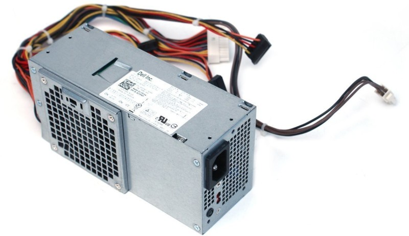 Dell Genuine 250W Watt CYY97 7GC81 L250NS-00 Power Supply Unit PSU For Inspiron 530s 620s Vostro 200s 220s Optiplex 390 790 990 Desktop DT Systems Compatible Part Numbers CYY97 7GC81 6MVJH YJ1JT 3MV8H Compatible Model Numbers L250NS-00 D250ED-00 H250AD-00