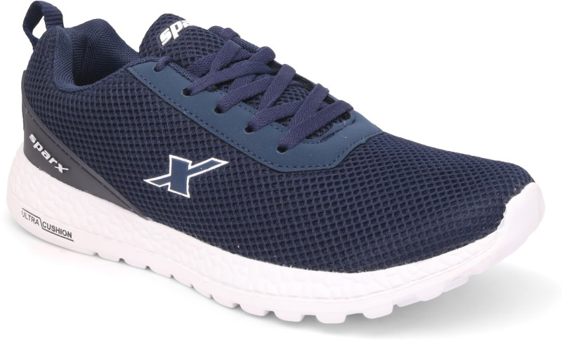 Sparx Walking Shoes For Men(Navy, White)