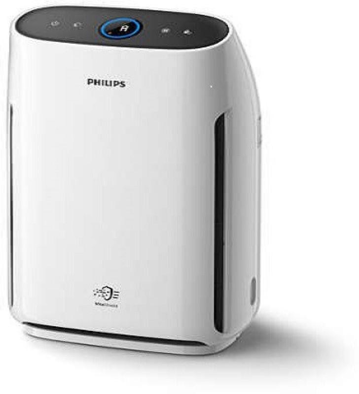 Philips Air Purifier AC 1217 Portable Room Air Purifier(White)
