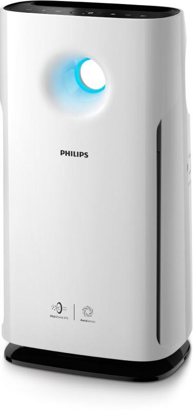Philips 3000 Series AeraSense Air Purifier AC3256(White)