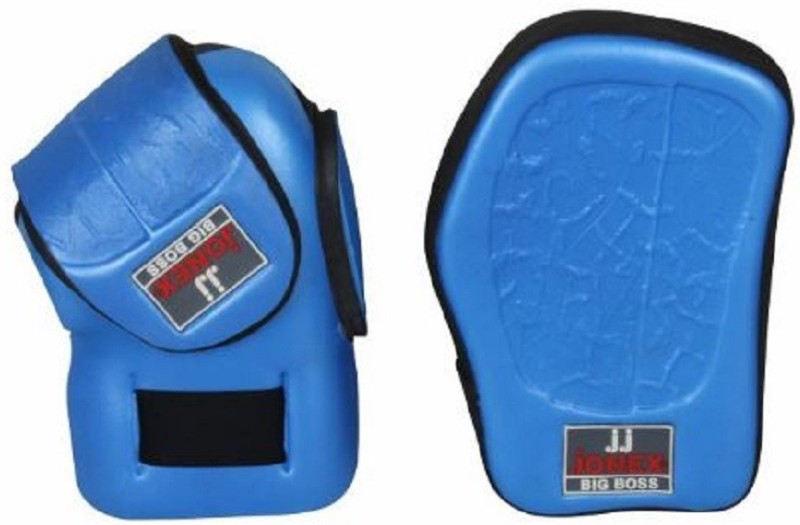 Jonex HOCKEY GOALKEEPER GLOVES - 406 Hockey Goalkeeper Hand Guard(Blue)