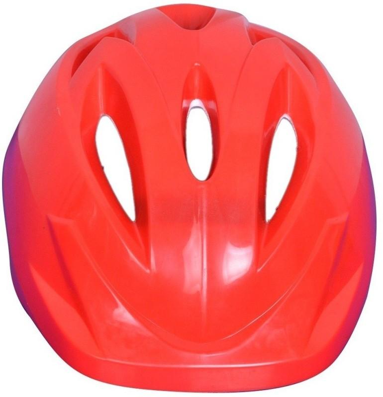 SPORTSHOLIC New Skating Cycling Helmet Head Guard For Kids 8 To 11 Years Skating Helmet(Red)