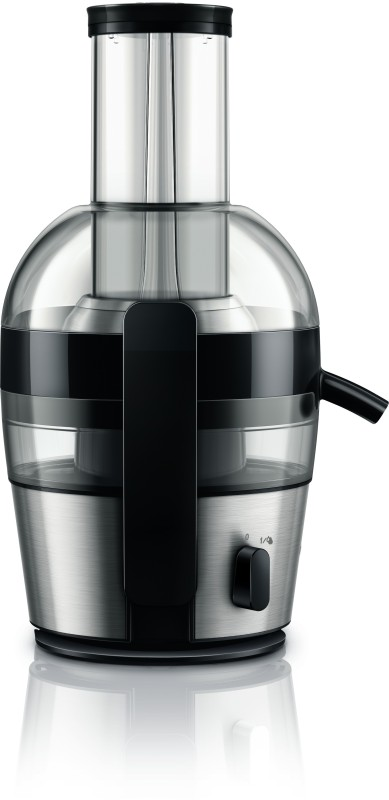Philips HR1863/20 800 W Juicer(Black, 1 Jar)