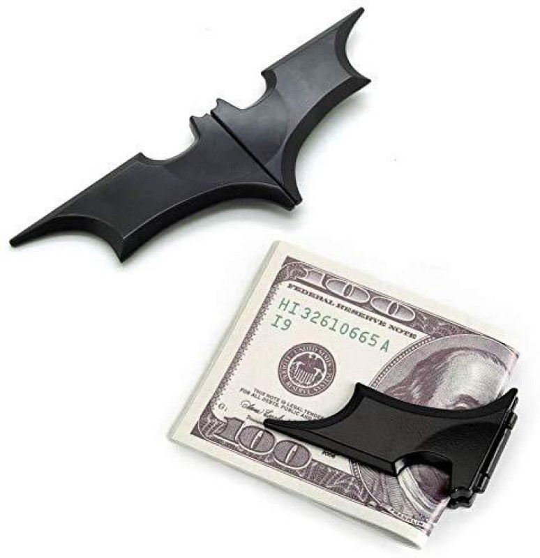 Emerge Batman Money Clip Steel Money Clip(black)