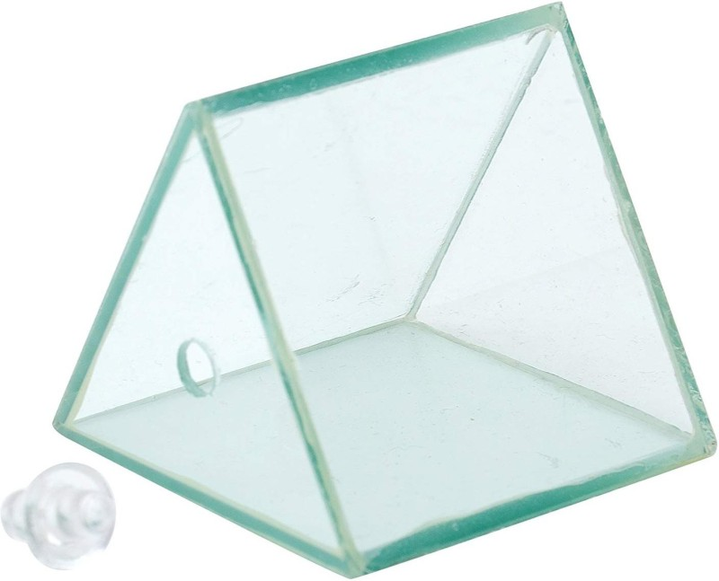 Parshv 50x50mm hollow prism with cap. Hollow Prism