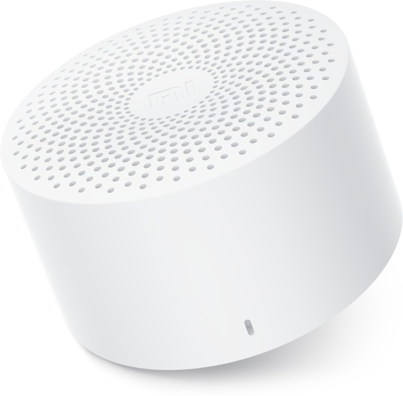 Mi Compact 2 W Bluetooth Speaker(White, Mono Channel)