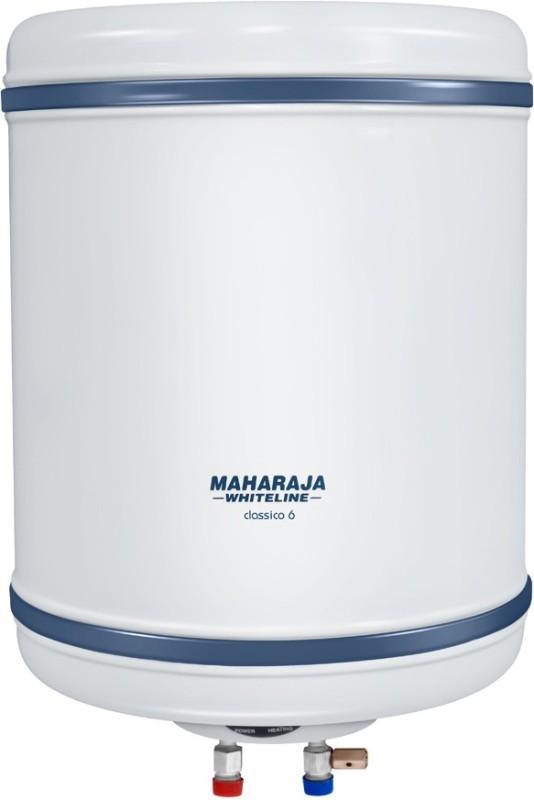 Maharaja Whiteline 6 L Instant Water Geyser(Classico 6 WH-105)