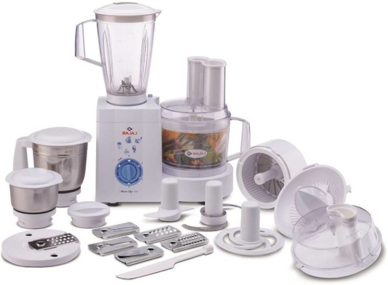 Bajaj Masterchef 3.0 Food Processor 600 W Food Processor(White)
