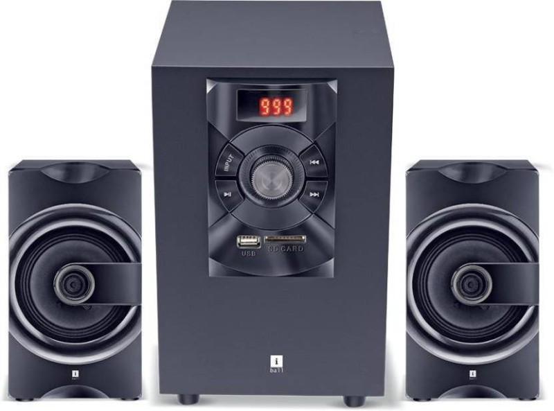 iball SOUND KING I3 2.1 2.1 Home Cinema(MP3)