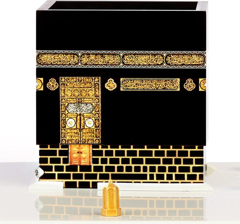 KAABA SCALE MODEL ISLAMIC Religious Frame