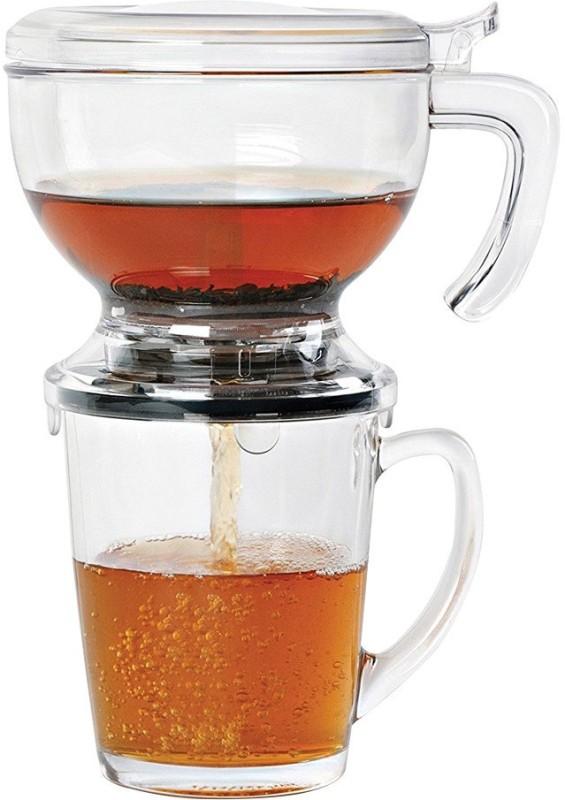 Zevro KCH-06065 5 Cups Coffee Maker(Clear)