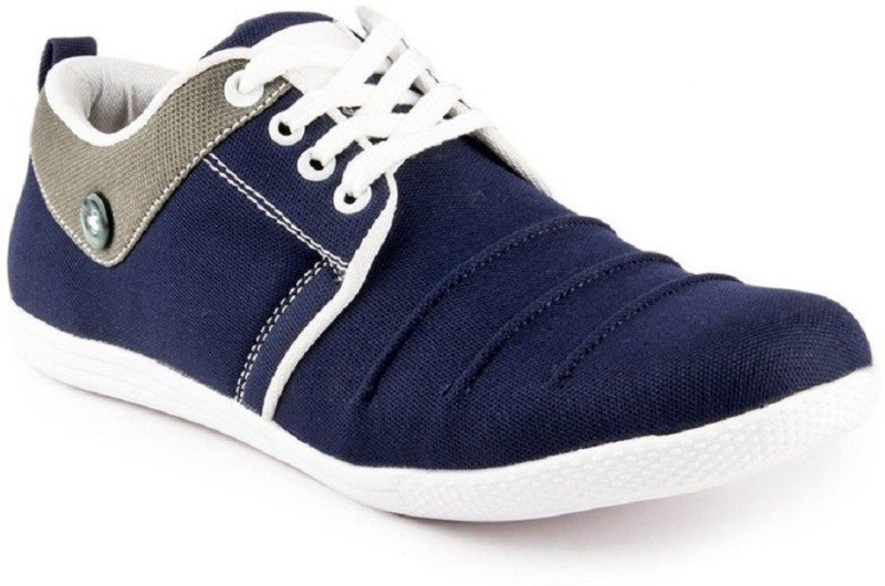 Stefano Rads Classy Sneakers For Men(Blue)