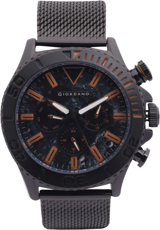 Giordano C1159-11 Analog Watch - For Men