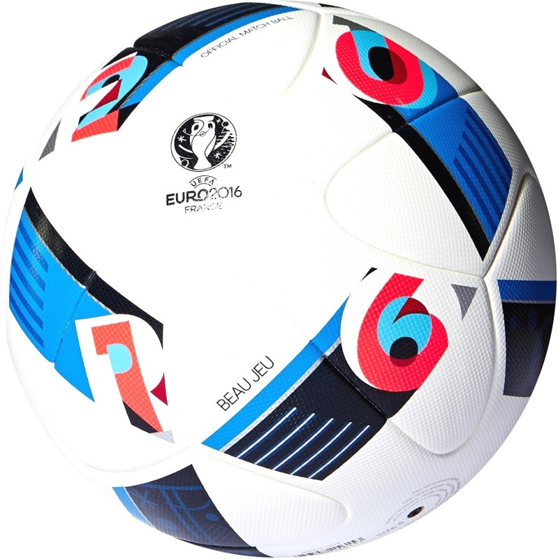 Matrix Euro Football - Size: 5(Pack of 1, White)