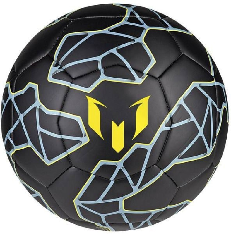 Matrix Messi Football - Size: 5(Pack of 1, Black)