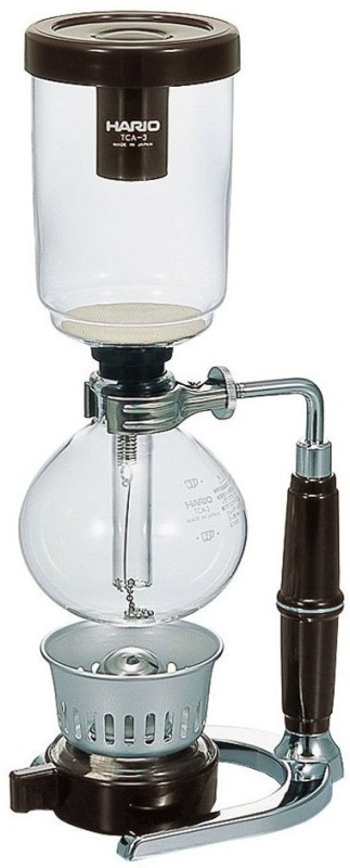 Hario TCA-3 3 Cups Coffee Maker(Stainless Steel)