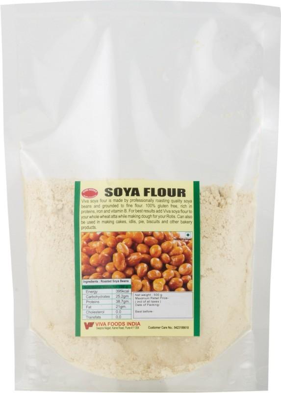 viva foods Soya flour Atta(100 g)