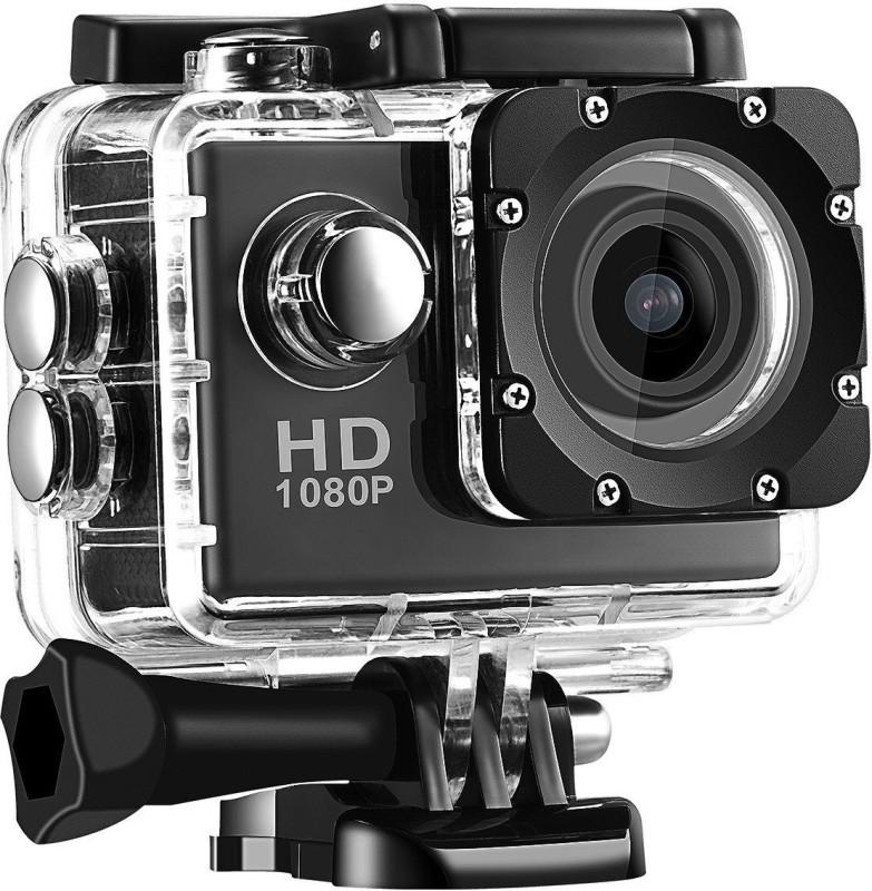 CELESTECH AC01 AC01 Sports and Action Camera(Black 12 MP)