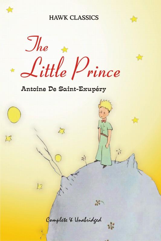 The Little Prince(English, Paperback, Antoine De Saint-Exupery)