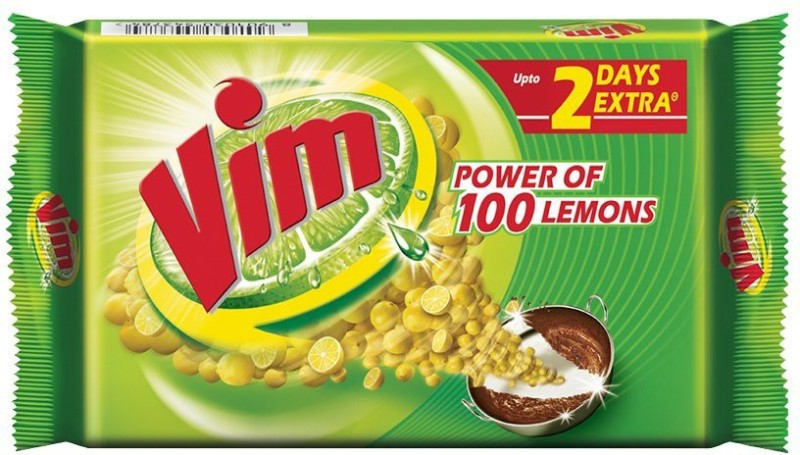 vim Dish Washing Bar 200g Dishwash Bar(200 g)