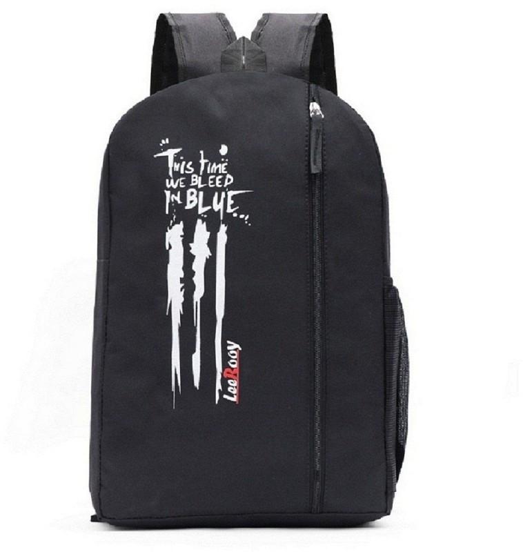 Leerooy NUJ10 22 L Laptop Backpack(Black)
