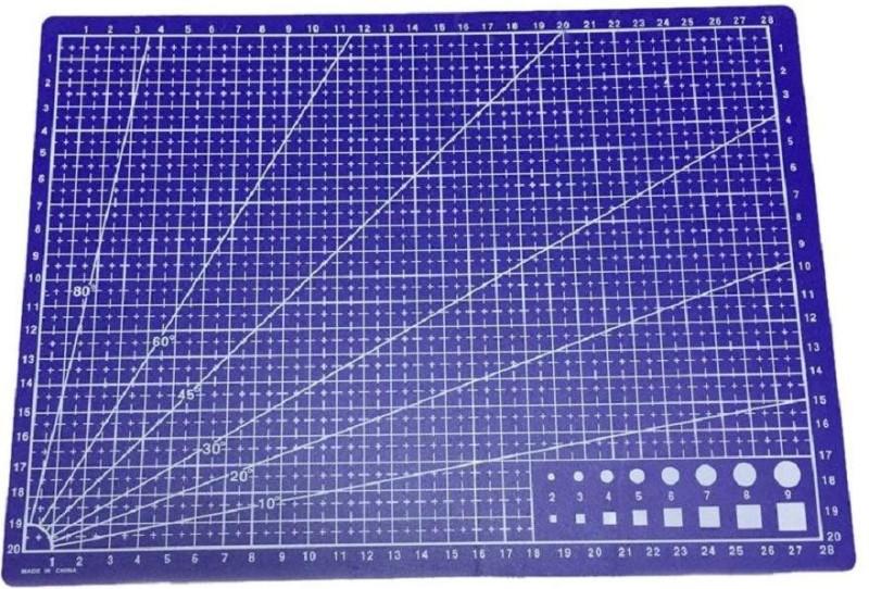 SYGA PaperCuttingSheet Cutting Mat(30 cm x 22 cm)