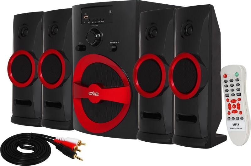 Eccellente HT119 4.1 Home Cinema(Bluetooth, FM, AUX Line, USB, Pendrive)