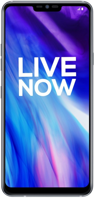 LG G7 ThinQ (Platinum, 64 GB)(4 GB RAM)
