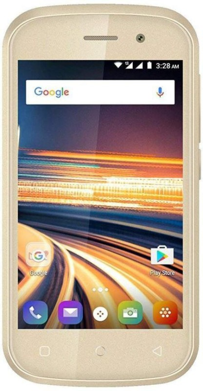 Swipe Elite Star Plus (Gold, 4 GB)(512 MB RAM)