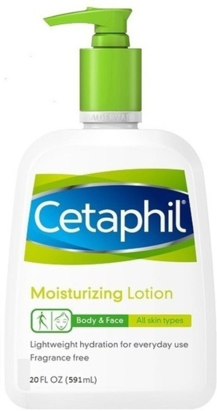 Cetaphil Moisturizing Lotion Body & Face 20 FL OZ ((591.0 ml)