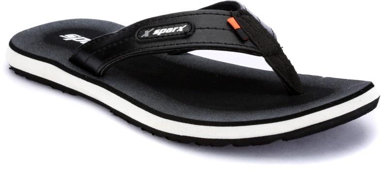 Sparx Men SFG-541 Black Slippers