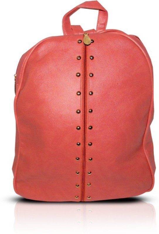 BELLISSIMO Bags Waterproof Backpack(Orange, 12)