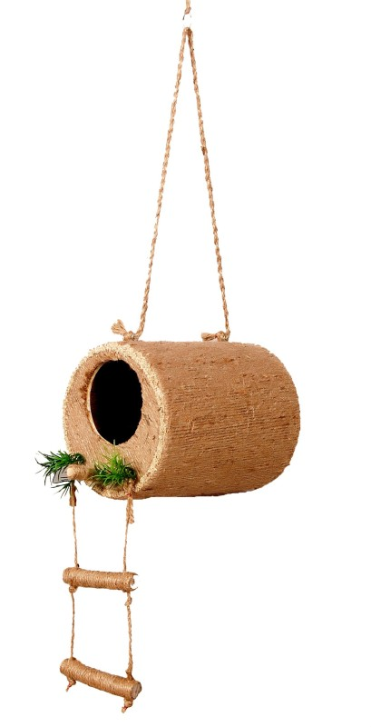 kalrav house Bird House, Bird Nest Bird House(Hanging, Wall Mounting, Tree Mounting)