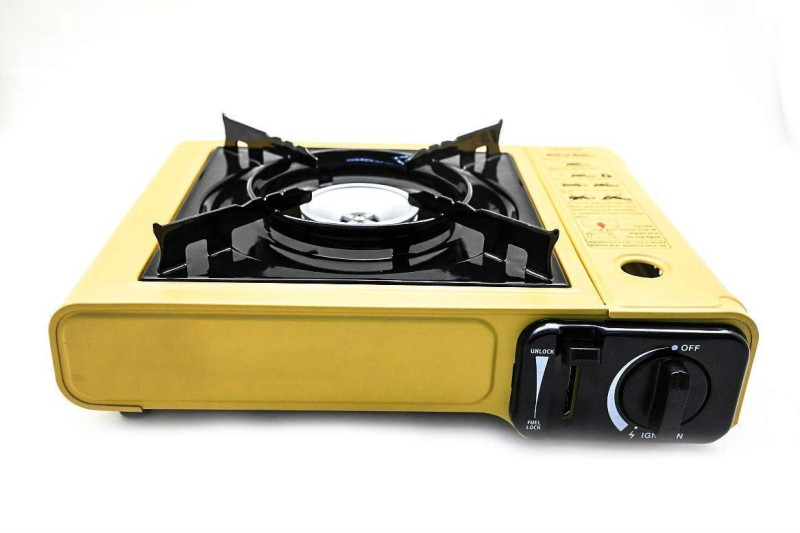 Shrih Gas Camp Stove(Steel)