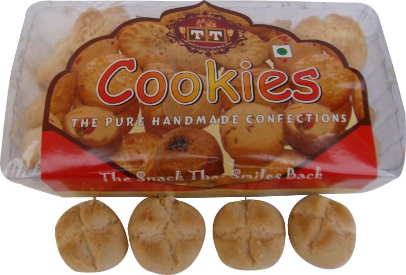 TT Handmade Nan Khatai Cookies(700 g, Pack of 2)
