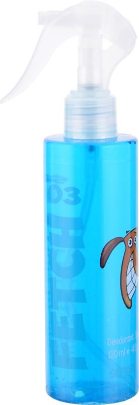 SUPADOGS FETCH Deodorizer(160 ml, Pack of 1)