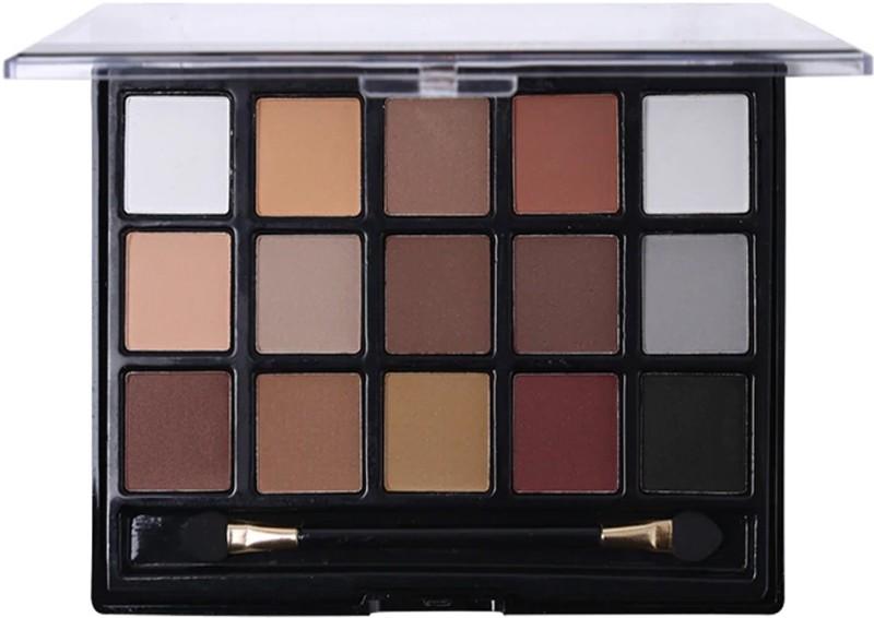 Miss Rose Professional Makeup 15 Color Eyeshadows Kit 18 g(7001-078NY-01)