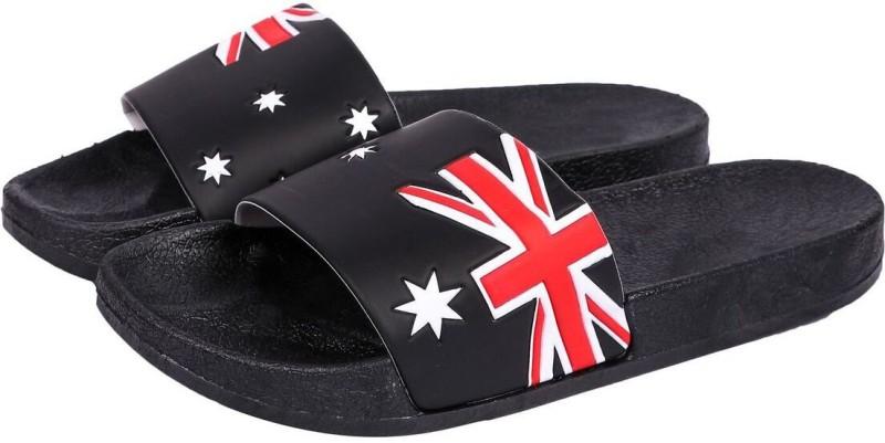 Brauch Black Australia Flag Pattern Slides