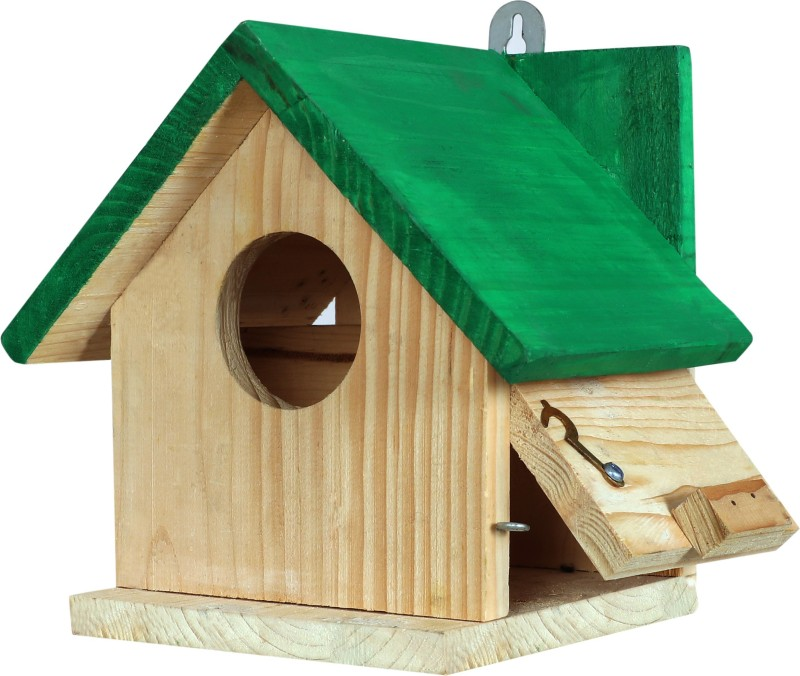 PAXIDAYA bird nest 06 Bird House(Hanging, Wall Mounting, Free Standing, Tree Mounting)