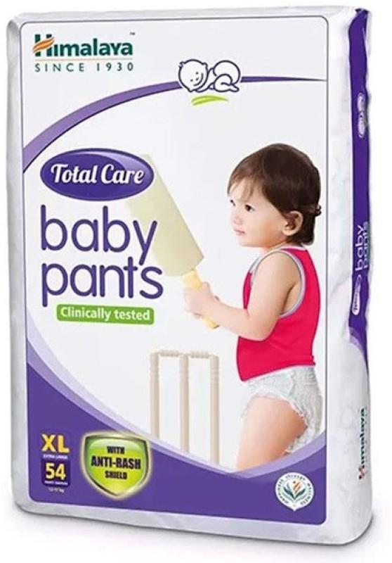 Himalaya Total Care Baby Pants - XL(54 Pieces)