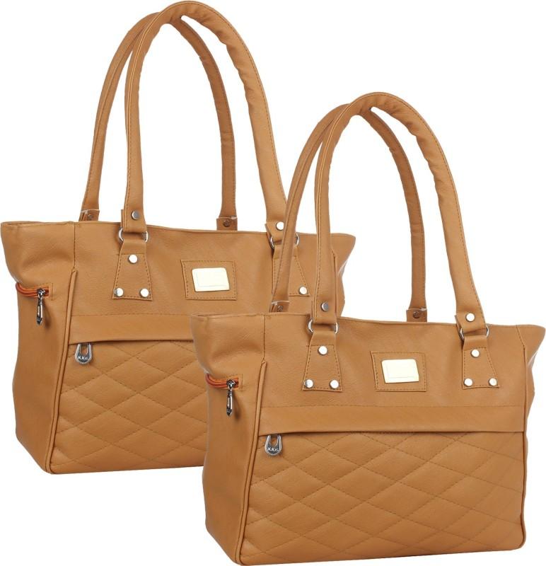 Fillincart Women Brown Hand-held Bag