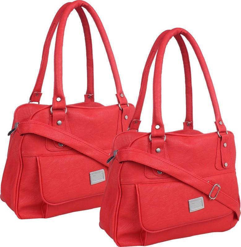 Fillincart Women Red Hand-held Bag