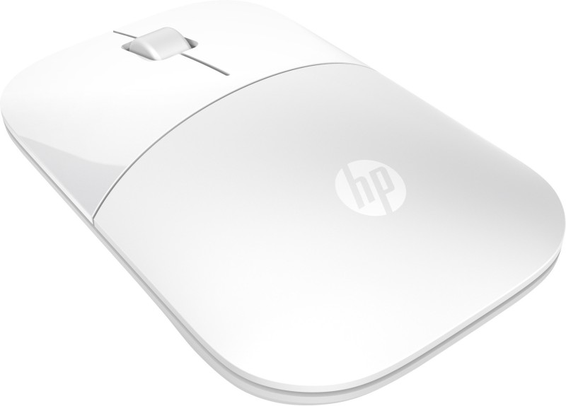HP Z3700 Wireless Optical Mouse(2.4GHz Wireless, White)
