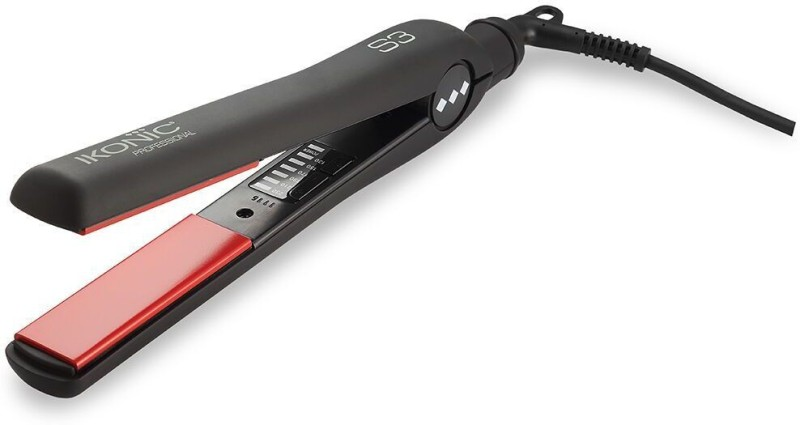 Ikonic S3 Hair Straightener(Black)
