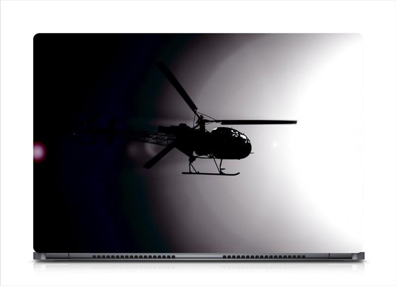 HD Arts Cheetah IAF Aircraft ECO Vinyl Laptop Decal 15.6