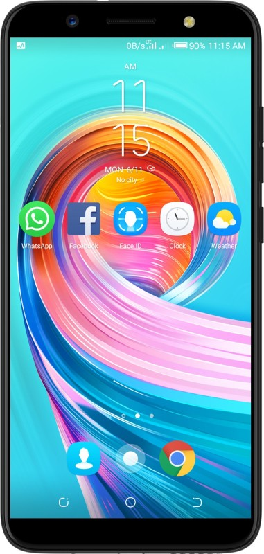 Tecno Camon I Air (Midnight Black, 16 GB)(2 GB RAM)