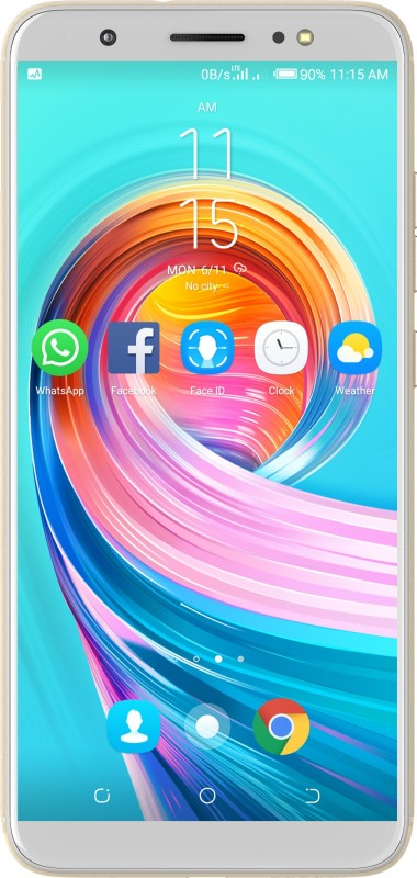 Tecno Camon I Air (Champagne Gold, 16 GB)(2 GB RAM)
