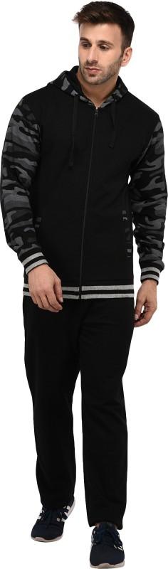 Vivid Bharti Printed Men's Track Suit