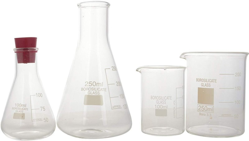 Parshv 250 ml Measuring Beaker